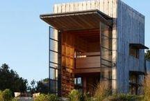 E X T E R I O R S . Architecture + Design.