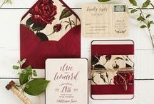 Wedding Papers - Wedding Invitation Suites / by Storyboard Wedding