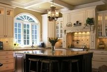 Great Kitchens / Kitchens that make you want to cook all day.
