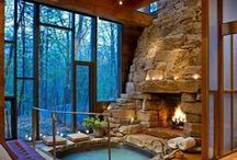 Fireplaces / There is nothing better than a Fireplace done right.