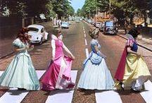 Disney Princess / Princesses and some wonderful Villians / by Ariane Kile
