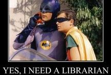 Library / Cool stuff for Librarians!