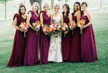 The Girls (Bridesmaids) / by Storyboard Wedding