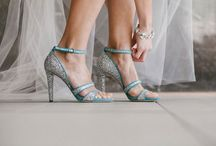 The Shoe Shot / by Storyboard Wedding