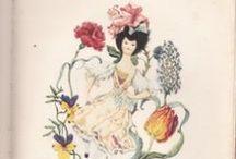 Jiri Trnka / Eerily beautiful illustrations that have stuck in my mind since childhood