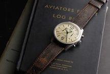 Wrist Watches /  Zegarki które mógłbym mieć / by Alex Acher