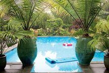 Pools, porches, & patios / by S⃣H⃣A⃣N⃣D⃣A⃣ S⃣U⃣T⃣T⃣O⃣N⃣