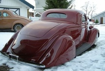 ᏪᏬᏬKustom KooolᏪᏬᏬ / Kustoms......with a K...and just some cool stuff / by ❀Bonnie Orlick❀