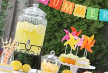 Lemonade Party / by Pamela Wright