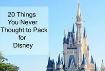 Disney / Tips and Tricks to save and see all at Disney!