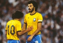 The beautiful Game / ›The beautiful Game‹ with a focus on ›Futebol do Brasil‹.