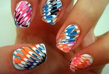 """Nail Party / Have fun pinning all kinds of nail designs! Please do not pin more than 5-6 pins at once. Any spammers will be removed. Invite your friends under the """"Edit Board"""" button below. You can check out my other group boards at pinterest.com/naglemarie! If you would like an invitation to pin on the board please see my """"Invites or Comments"""" board! :D / by Marie Nagle"""