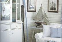 Beach House Ideas / Ideas and inspiration for decorating the beach house.