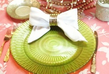 Industry Ideas: Tablescapes and Place Settings
