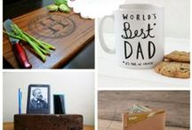 Father's Day Ideas / Father's Day recipes, cards and gift ideas for Dad. / by Laura Trevey