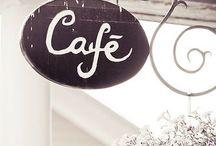Café / My dream