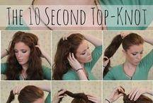 Hair / Hair tutorials I like the most