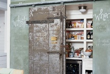 Urban Cottage/Farmhouse/Loft Home Decor / Looks I love for home / by Buffy Hamilton