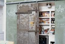 Urban Cottage/Farmhouse/Loft Home Decor / Looks I love for home / by Buffy Hamilton