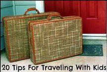 Camping Out & Family Travel Ideas