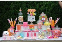 """Awesome Party Ideas / Party ideas and inspirations- my very favorite ideas - party decor, food inspiration, games,  goodie bags and prizes! For more party favor ideas, check my """"Little Gifts & Treats"""" board."""