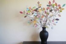 Fun With Paper / loads of paper craft ideas, from decor to gift wrap...make beautiful things with paper!