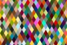 COLOR Inspirations / Color combinations that move me.