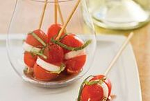 Recipes-Snacks and Appetizers