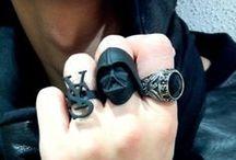 Accessories: rings / ring rang rung / by Katrina Rismane