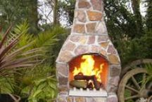 Smoke, Grill, BBQ and Burn / Smoker plans, fire pit designs, and outdoor fireplaces and baking ovens...lots of great ideas for indoor and outdoor cooking with fire.