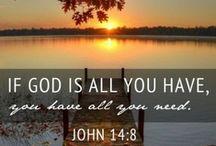 For God So Loved The World...