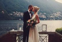 Wedding Dreams / Thinking way ahead of myself but its got to be done.  / by Jenna Fifi