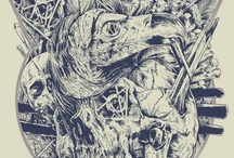 Illustration / by Daniel Millroy