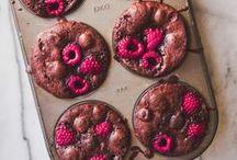 Muffins, Scones & Brownies