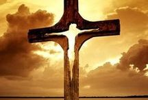 ~ my faith came from the old wooden cross~ / a sign of love and hope.... / by Jeanne Keithley Cateron