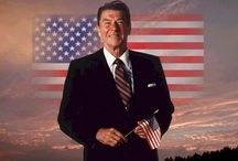 ~the one and only RONALD REAGAN~ / i have so much love for president reagan-the last true father to our country-god bless him-he loved god and country! / by Jeanne Keithley Cateron