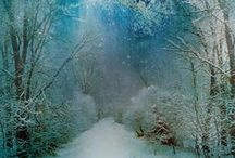 ~winter wonderland~ / the world stands still and a hush comes over world-and all is well