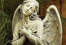 ~angels among us~ / i know i have angels watching over me....we're never really alone-god and angels<3 / by Jeanne Keithley Cateron