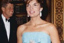 ~jackie kennedy~ / a picture of class and beauty.... / by Jeanne Keithley Cateron