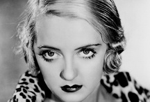 Bette Davis / by Chris Barnes
