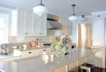 Dream Kitchens / by Tricia Ostheim @ Simplicity In The South