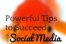 Social Media Marketing Tips / Social media marketing posts and other social networking posts to drive traffic through these social platforms.  Improve your social media marketing through these tips.