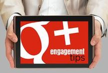 Google Plus / Google Plus tips and marketing strategies for social media / by Wade Harman