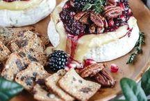 Cheese, Anti-pasti & platters