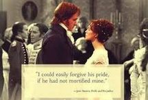 "~Pride and Prejudice~ / ""oh Mr Darcy-you are so yummy""! / by Jeanne Keithley Cateron"
