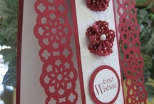 Cards - Punched borders/Martha Stewart