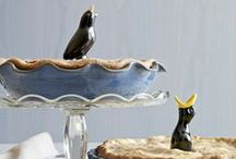~pie birds~ / love these little things--now I wish I could just make a pie.