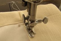 Learning How to Sew / by Katy Templeton-Capron