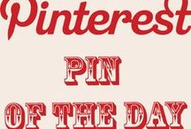 #PinOfTheDay / My Favorite Pin of the Day! Whatever it may be!