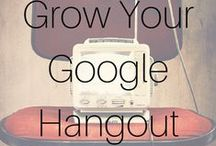 Google Hangouts & On Air / Tips for better Google Hangouts & Live on-air videos